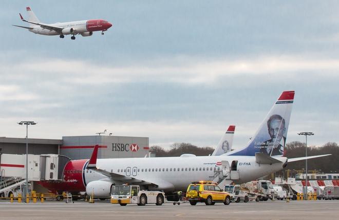 Материнская компания British Airways приобрела 4,61% акций лоукостера Norwegian