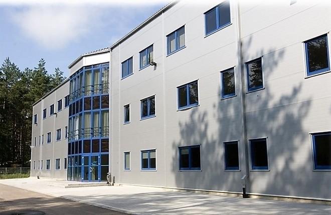Здание учебного центра