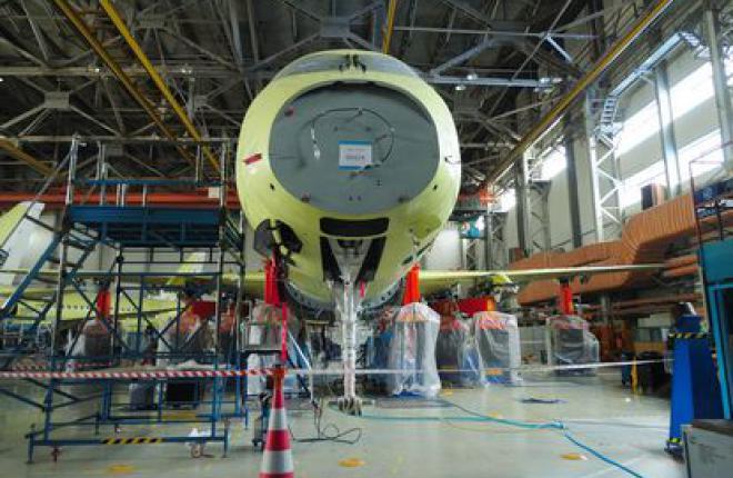 Доля гражданского самолетостроения в структуре выручки ОАК к 2025 году составит