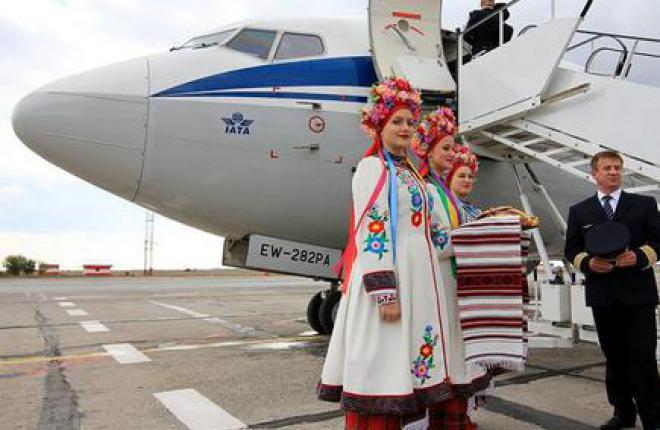 Иностранные авиакомпании забирают пассажиропоток между Россией и Украиной