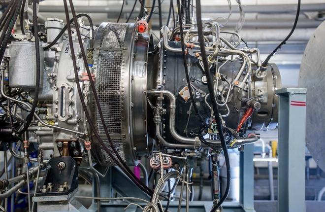 газотурбинный турбовальный двигатель ВК-650В