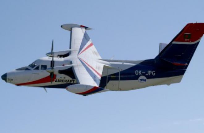 Aircraft Industries увеличит производство самолетов L-410UVP-E20