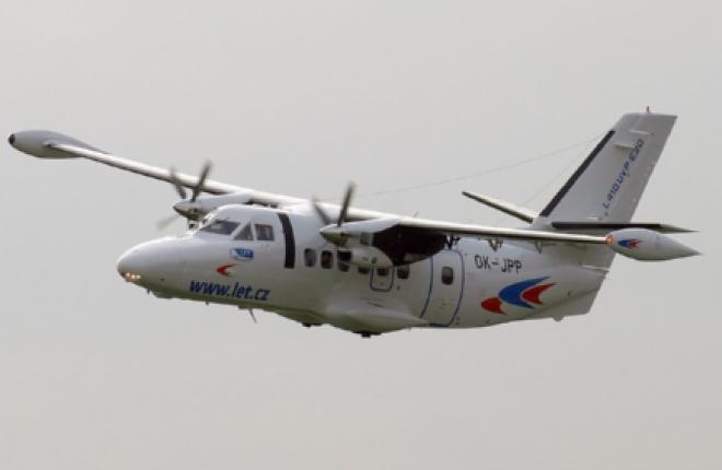 Компания Aircraft Industries активизировала продвижение L-410 в Америке