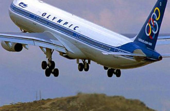 Евросоюз одобряет слияние авиакомпаний Aegean Airlines и Olympic Air