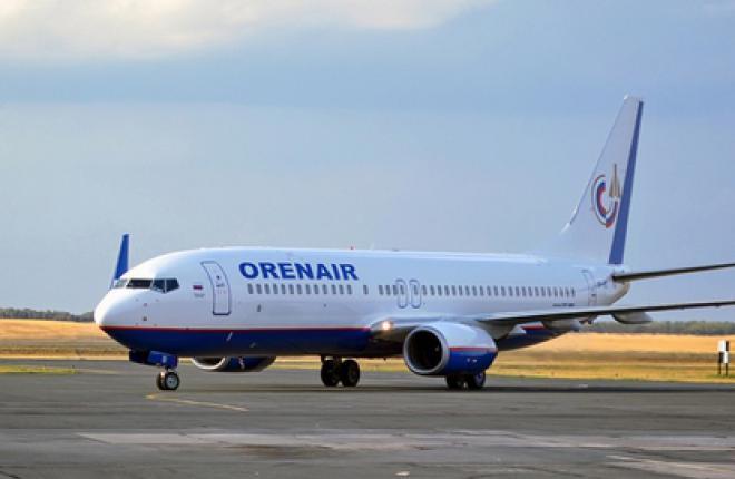 Авиакомпания OrenAir полетит в Куляб