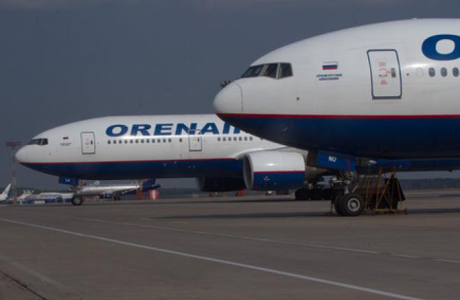 Авиакомпания OrenAir выведет из парка самолеты Boeing 777