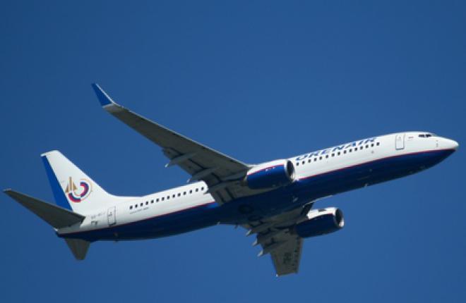 Авиакомпания OrenAir получила 14-й самолет Boeing 737-800