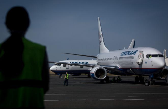 """Авиакомпания OrenAir приступила к передаче парка в """"Россию"""""""