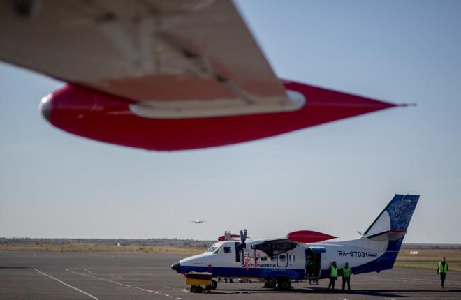 Авиакомпания «Оренбуржье» поможет чешскому авиапроизводителю