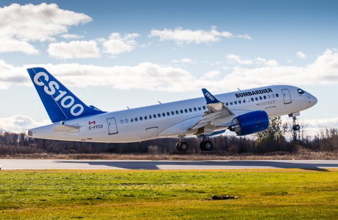 В переговоры о поставке самолетов в Иран включилась Bombardier
