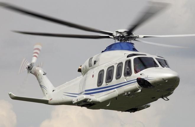 Вертолет Leonardo Helicopters AW139