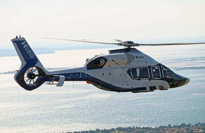 Вертолет H160
