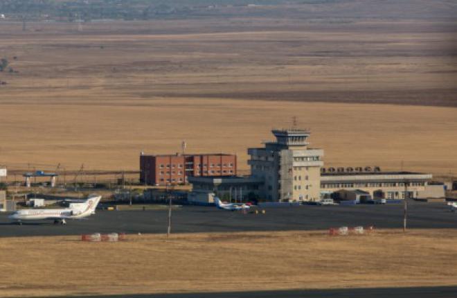 Аэропорт у границы