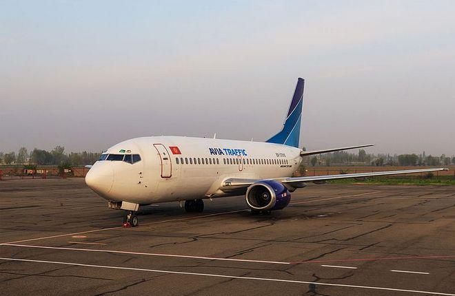В парке Avia Traffic Company появился первый самолет A320