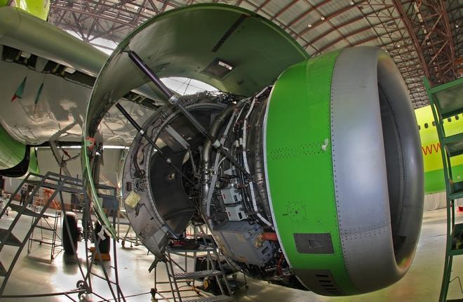 S7 Technics научилась прогнозировать неисправности на самолетах