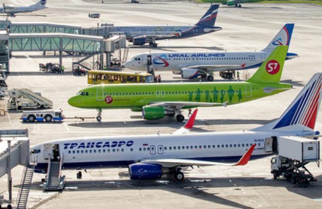 Первый российский аэропорт опубликовал итоги 2013 года