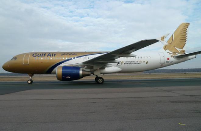 Авиакомпания Gulf Air открыла регулярные рейсы в Москву
