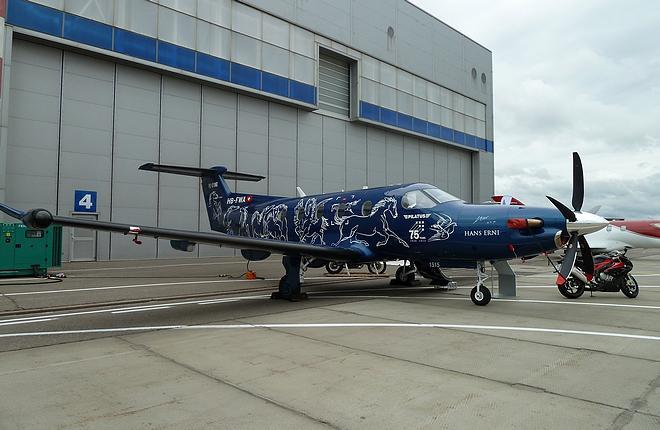 Первая поставка Nesterov Aviation