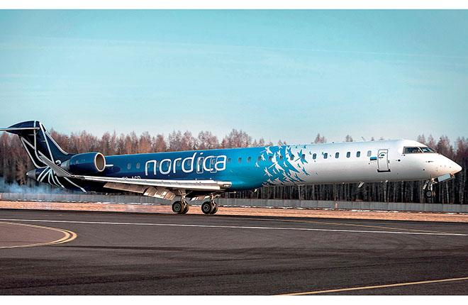 Nordic Aviation Group AS / Wikimedia