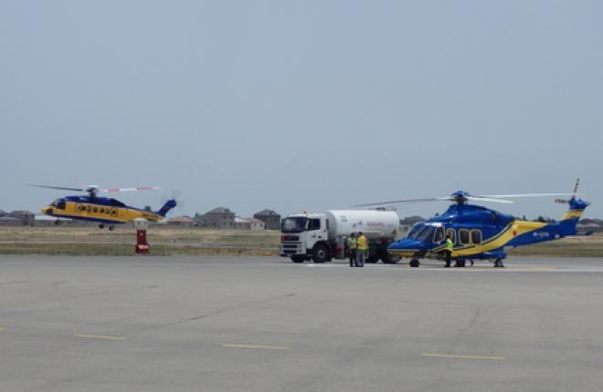 Silk Way Helicopter Services станет сервисным центром AgustaWestland
