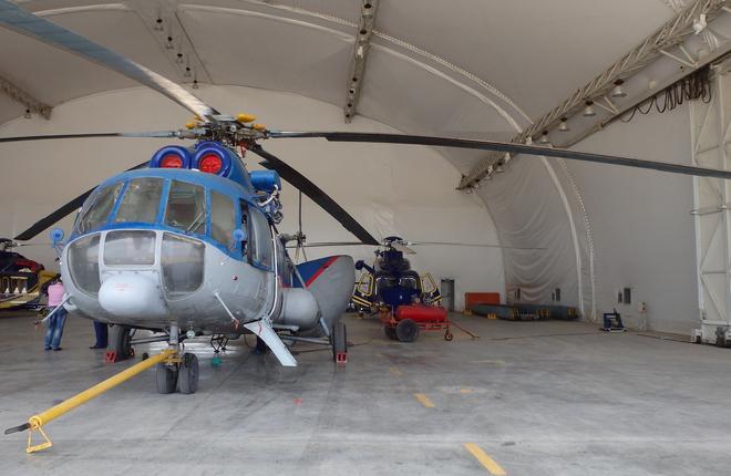 В Азербайджане откроют центр по ремонту вертолетов Ми-8/17