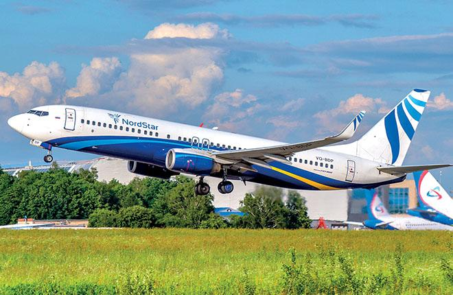 Авиакомпания NordStar обновит парк за счет Boeing 737MAX :: Александр Листопад