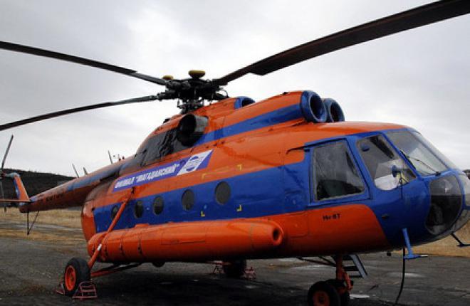 """Краснодарская авиакомпания """"ПАНХ"""" получила еще один вертолет Ми-8"""