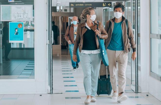 пассажиры в аэропорту ACI Europe