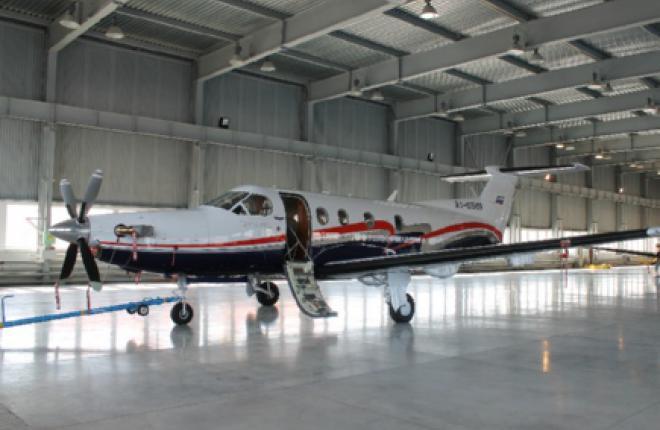 """Авиакомпания """"Уктус"""" завершила эксплуатацию самолетов Pilatus PC-12"""