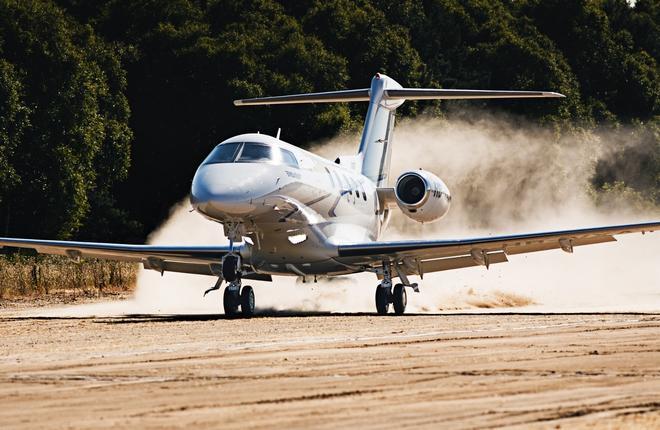 Деловой реактивный самолет Pilatus Aircraft PC-24