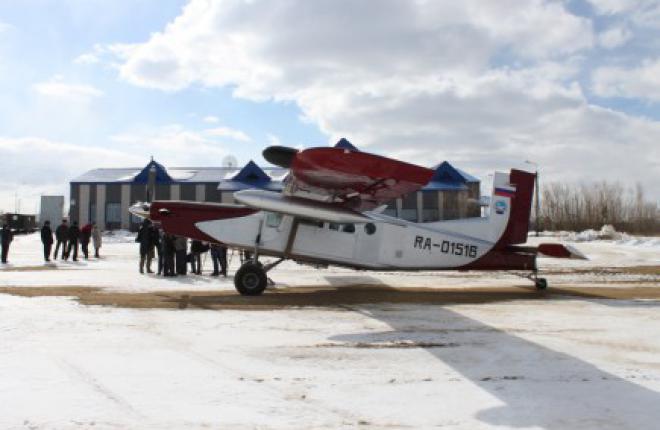 Эксплуатация первого в России самолета PC-6 приостановлена