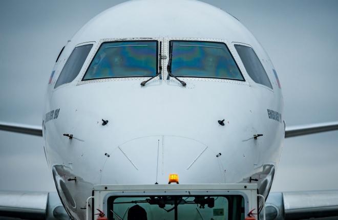 Embraer E190 Pegas Fly