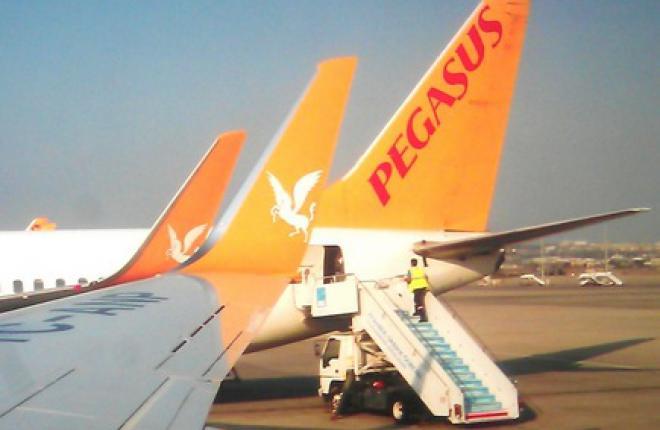 Авиакомпания Pegasus Airlines в первом полугодии понесла убытки