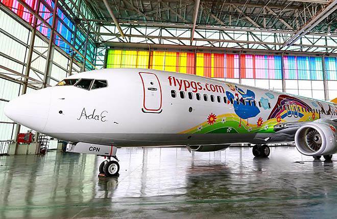 Убытки лоукостера Pegasus Airlines выросли