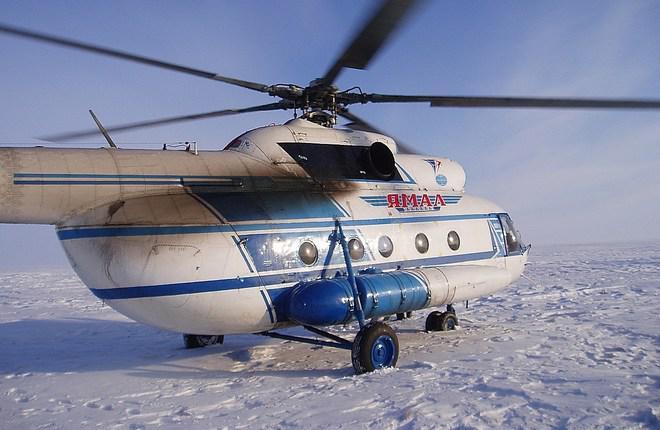"""Вертолетный оператор """"Ямал"""" получит два Ми-8МТВ-1"""