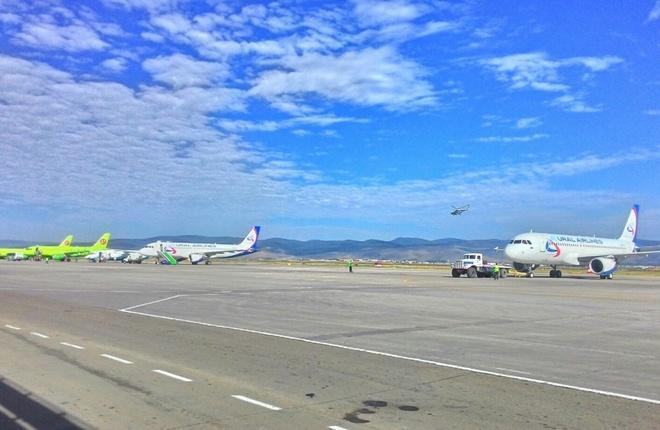 Аэропорт Улан-Удэ