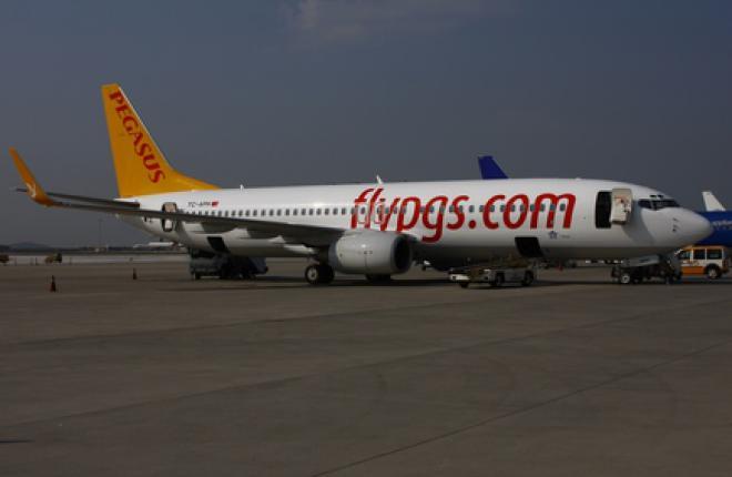 Турецкий лоукостер Pegasus Airlines вновь стал прибыльным