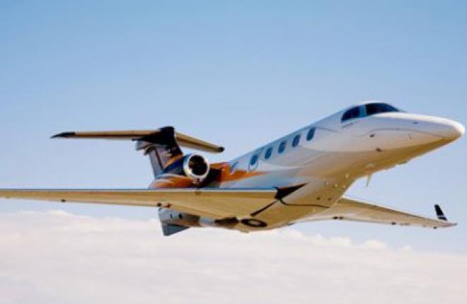 Embraer начал собирать бизнес-джеты Phenom 300 в США