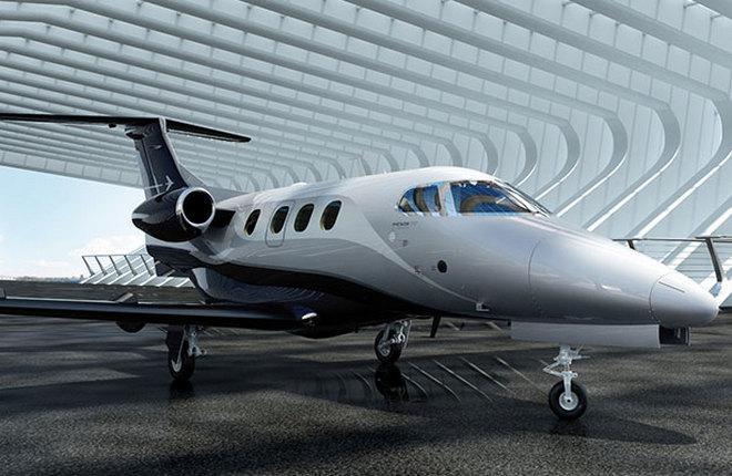 Бизнес-джету Embraer Phenom 100 добавили тяги