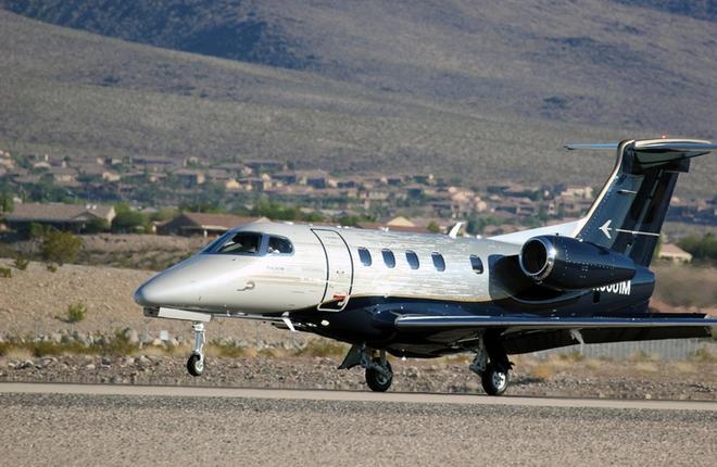 Embraer сертифицировал улучшенный бизнес-джет Phenom 300E