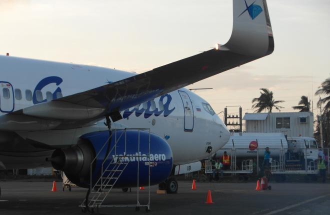 """""""Якутия"""" поручила Turkish Technic обслуживание ВСУ для Boeing 737"""