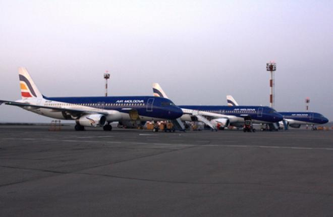 Air Moldova начала выполнять регулярные рейсы в аэропорт Шереметьево