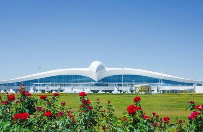 В Туркмении открылся тренажерный комплекс для подготовки пилотов
