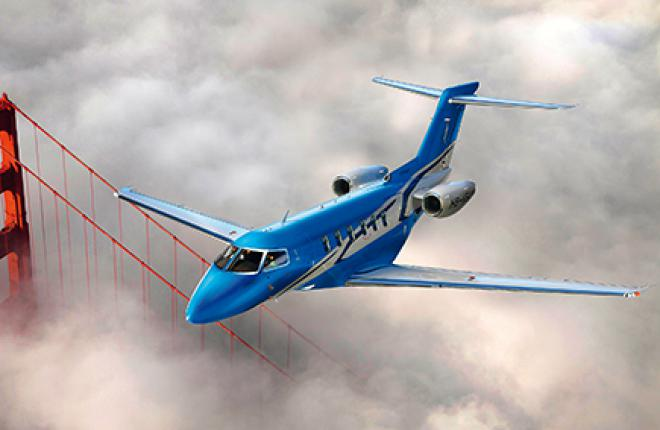 Pilatus PC-24: новый класс самолетов