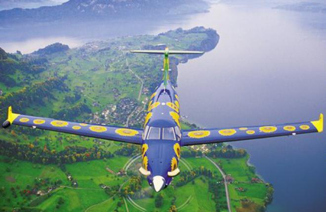 Для Pilatus Aircraft 2014 год стал самым удачным в истории