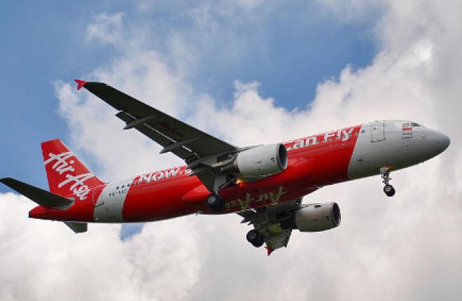 Пропал самолет  Airbus A320 авиакомпании AirAsia Indonesia