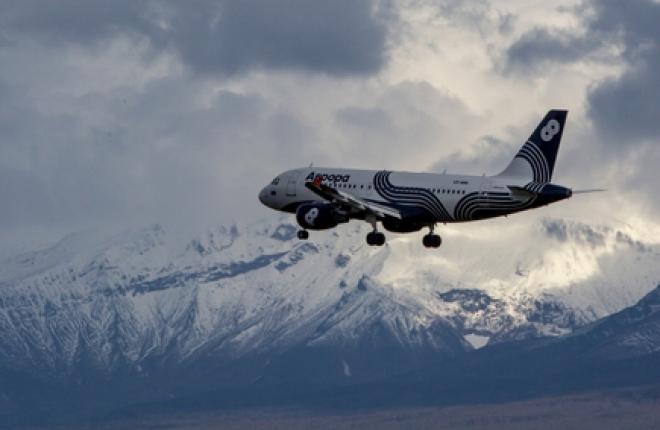 """Авиакомпания """"Аврора"""" удвоит число самолетов Airbus A319"""