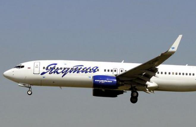 """Авиакомпания """"Якутия"""" до конца ноября купит самолет Boeing 737-800"""