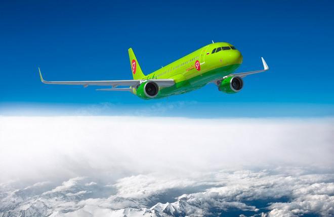 Авиакомпания S7 Airlines возьмет в лизинг 16 самолетов A320neo