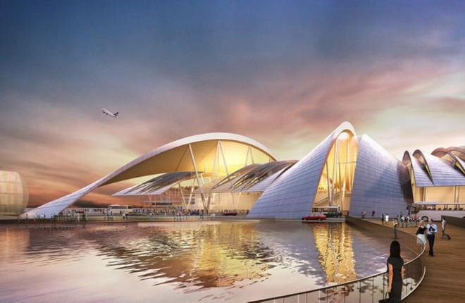 Проект аэропорта Платов